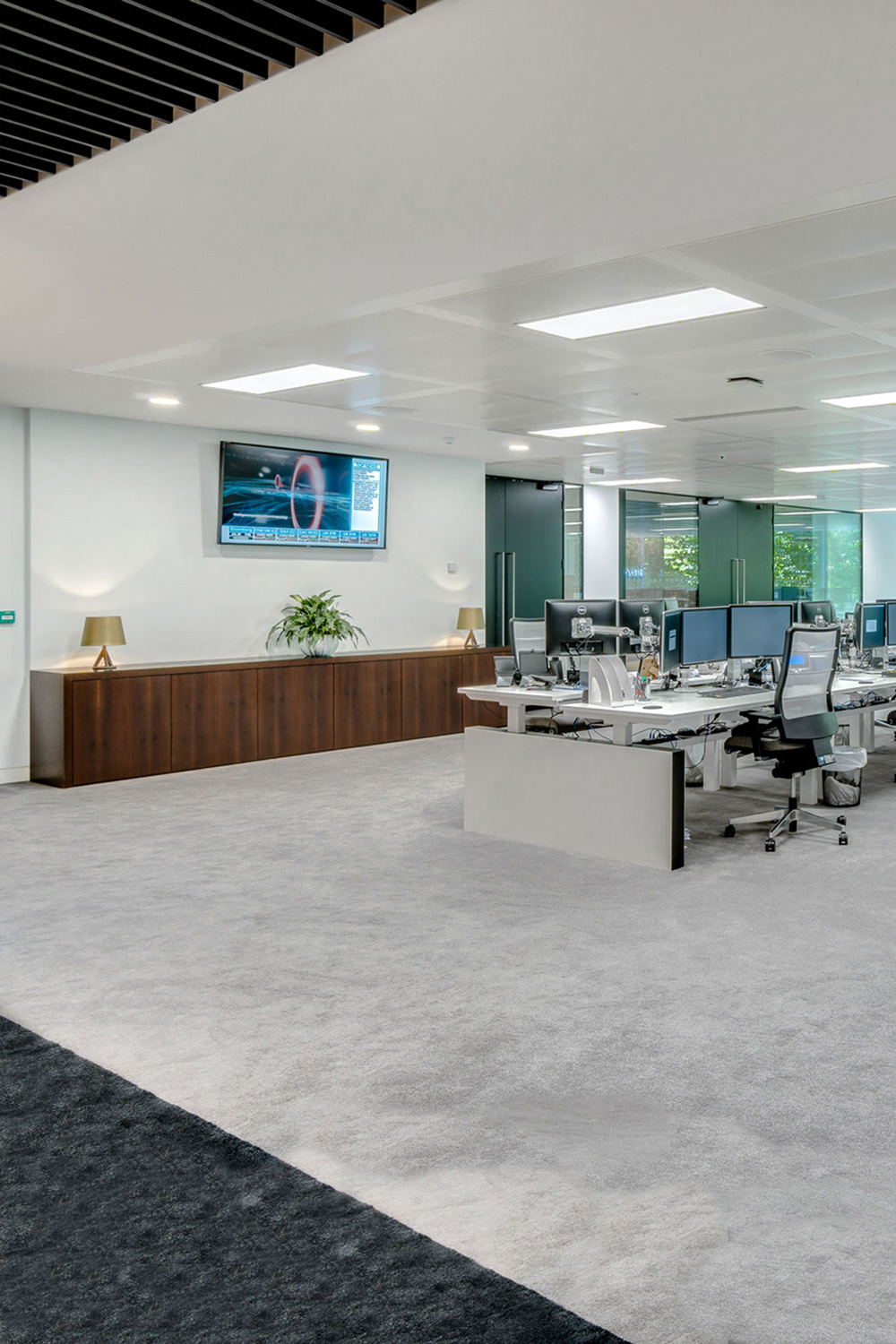 private equity london five interiors office design office