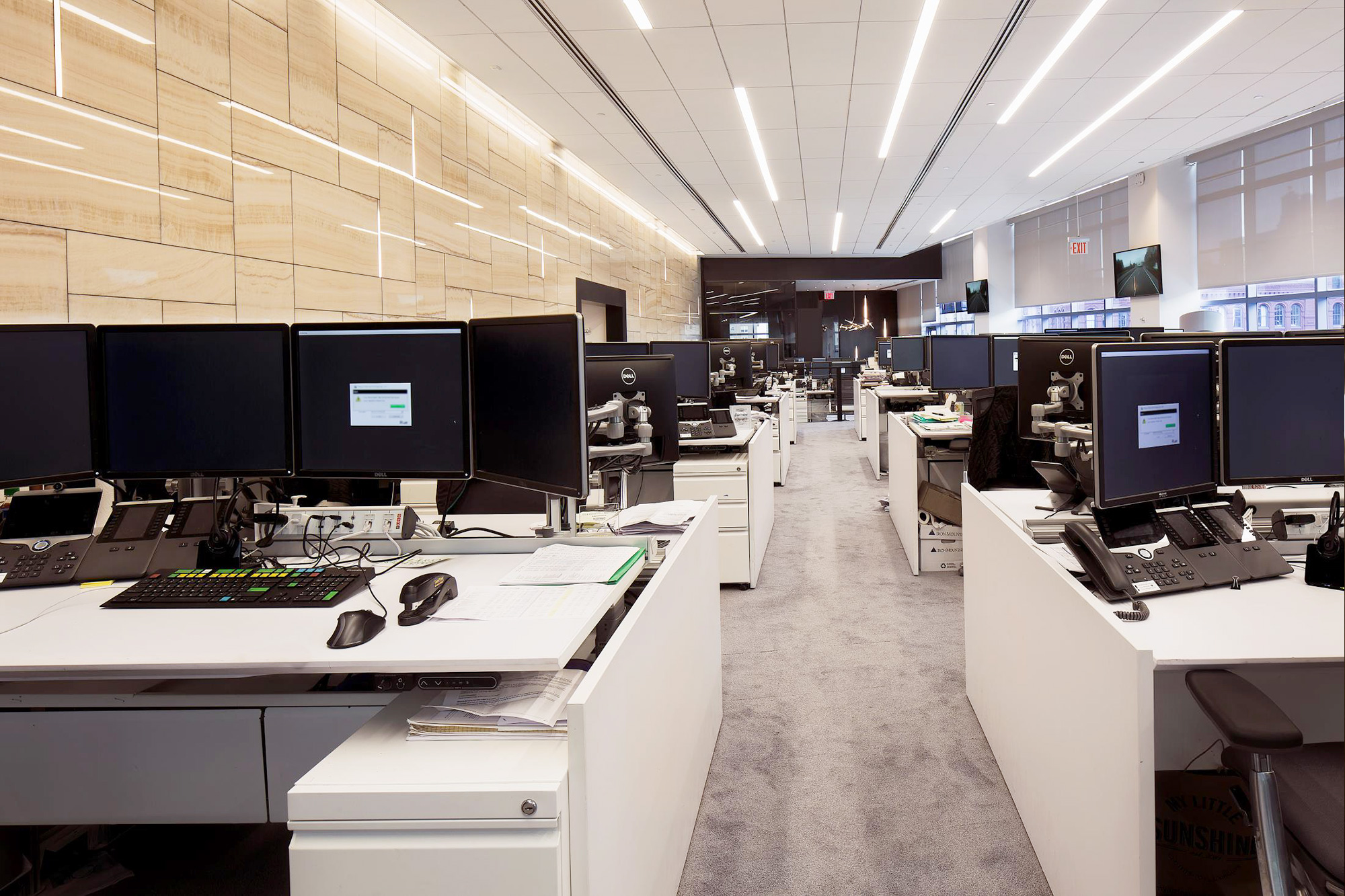 private trading firm nyc five interiors office design office