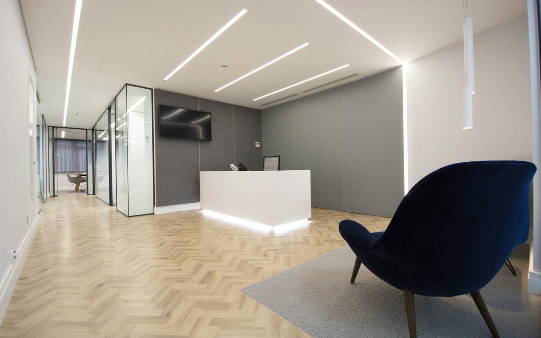 TELLURIAN'S NEW LONDON OFFICE DESIGN
