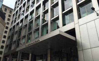 FIVE REFURBISHING BNP PARIBAS LONDON HQ