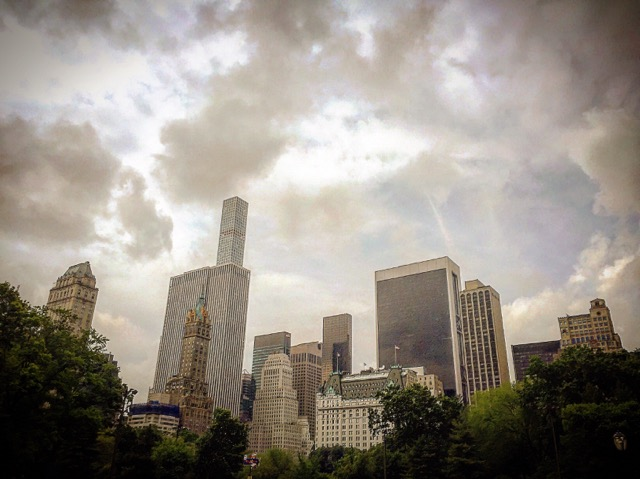 FIVE INTERIORS IN NEW YORK